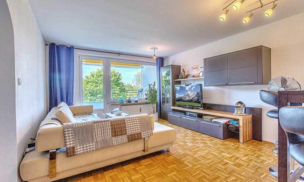 Perfekte 2,5 Zi-Wohnung mit guter Ausstattung & tollem Ausblick