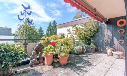 Ankündigung DT-Wohnung in Obermenzing zu verkaufen