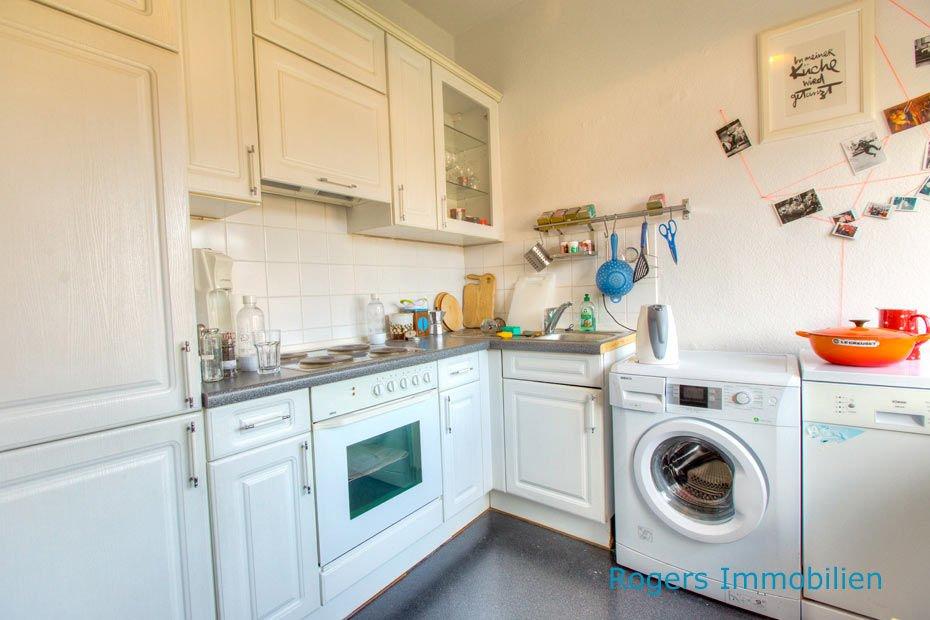 Separate Küche mit EBK
