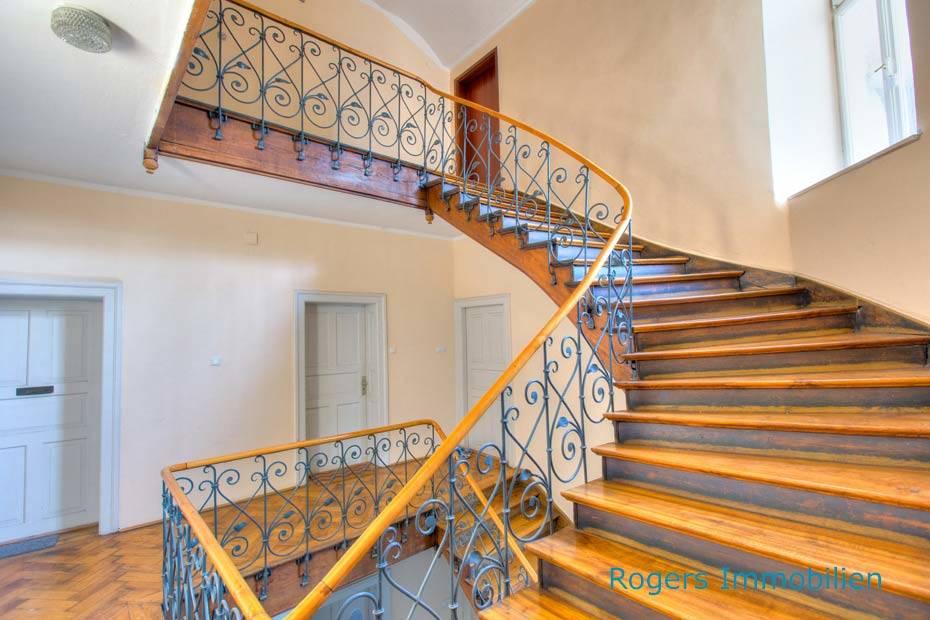 Treppenhause mit Charm