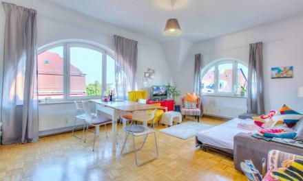 Schwanthalerhöhe: Charmante Singlewohnung mit perfektem Grundriss