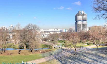 München Milbertshofen: Neues Forschungszentrum für BMW