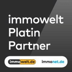 Immowelt Platin Partner Auszeichnung