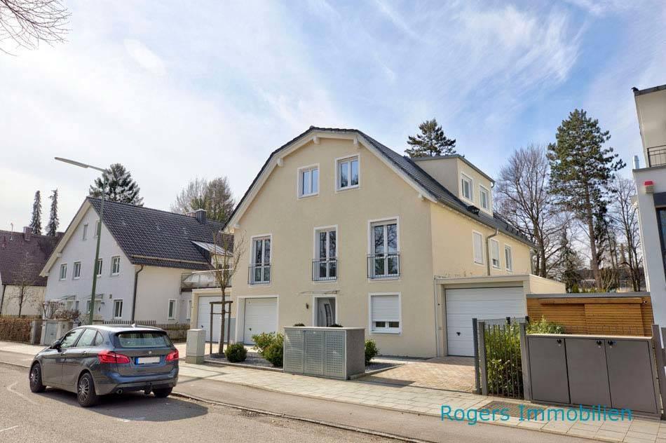 Hochwertiges Haus mit drei Wohnungen