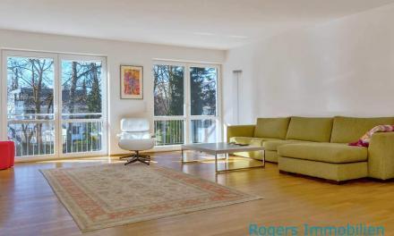 Exklusive Wohnung mit großzügigem Schnitt in ruhiger Lage