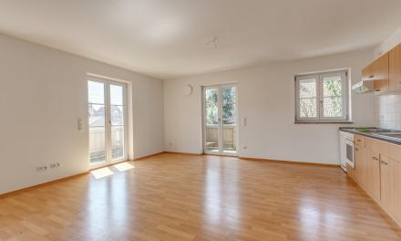 Attraktive Wohnung mit zwei Balkonen, ruhige Lage + Virtuelle 3D-Tour +
