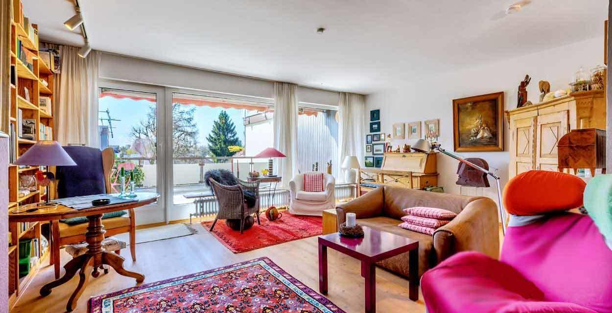 Großzügige Terrassenwohnung mit toller Ausstattung in ruhiger Lage