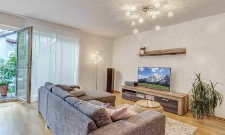 Hochwertige Maisonettewohnung mit vielen Extras