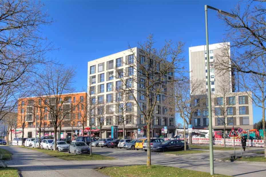 Perfekte Lage Wohnbüro München Fürstenried