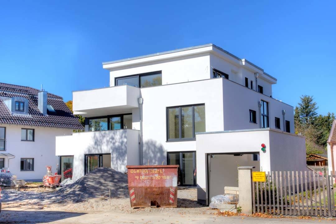 Aktuelle Neubauprojekte in München Hadern