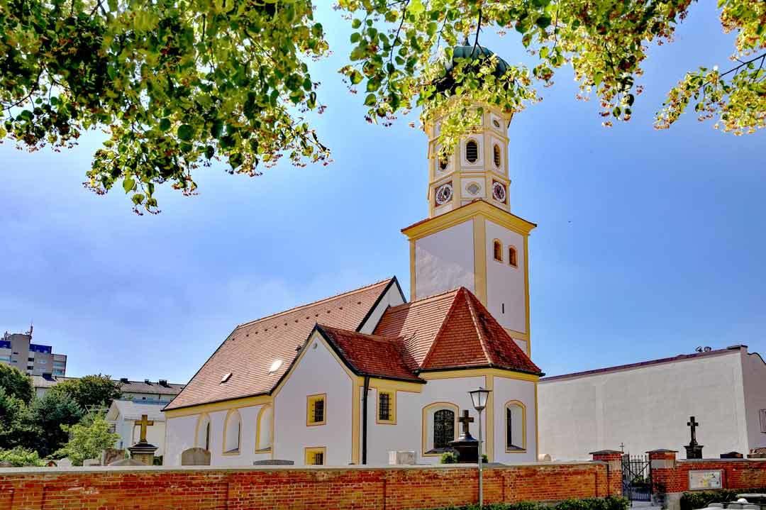 St. Peter Kriche in Hadern