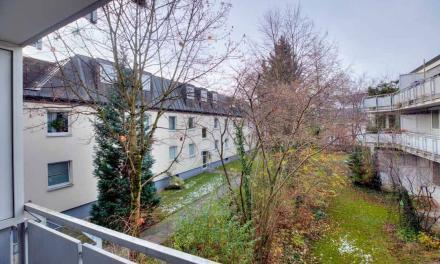 Geschützt: Singlewohnung mit Balkon und gutem Schnitt