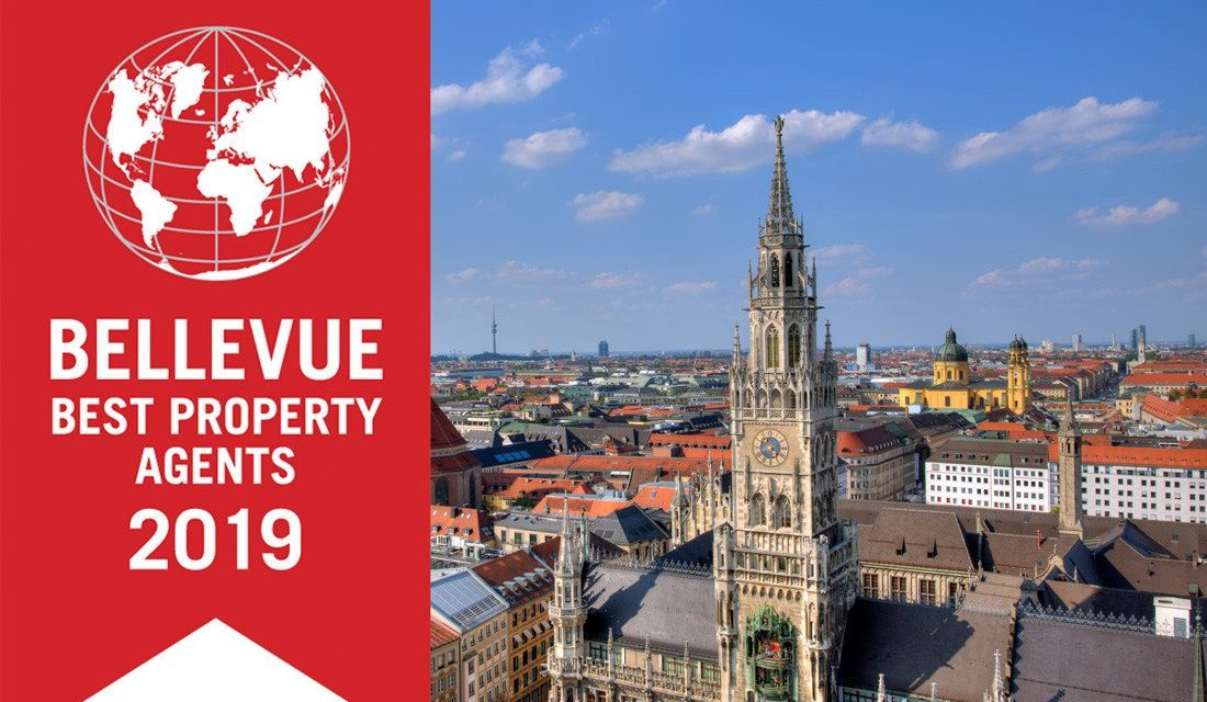 Bellevue Best Property Agents 2019: Auszeichnung für Rogers Immobilien
