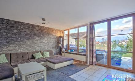 Haus im Haus: Ruhige Maisonette-Wohnung mit Garten an der Mangfall