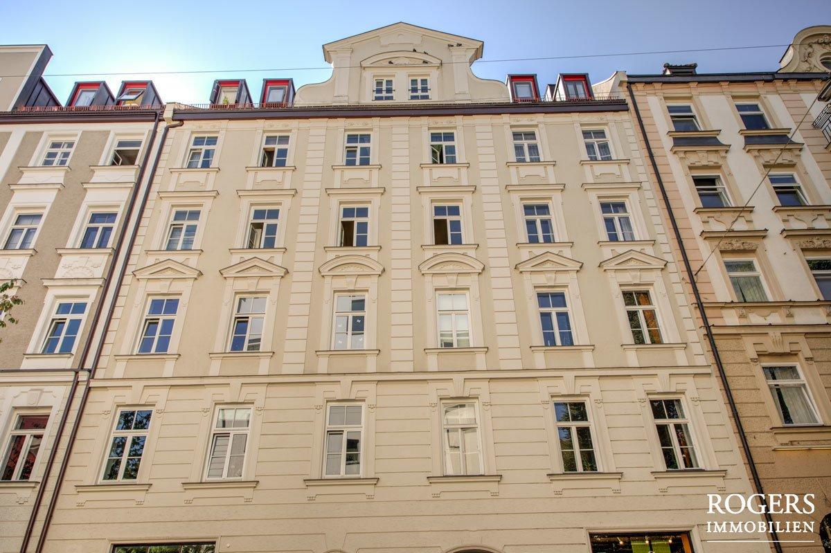 Zu Immobilienpreisen und Verkäufen in dem Stadtteil Aubing