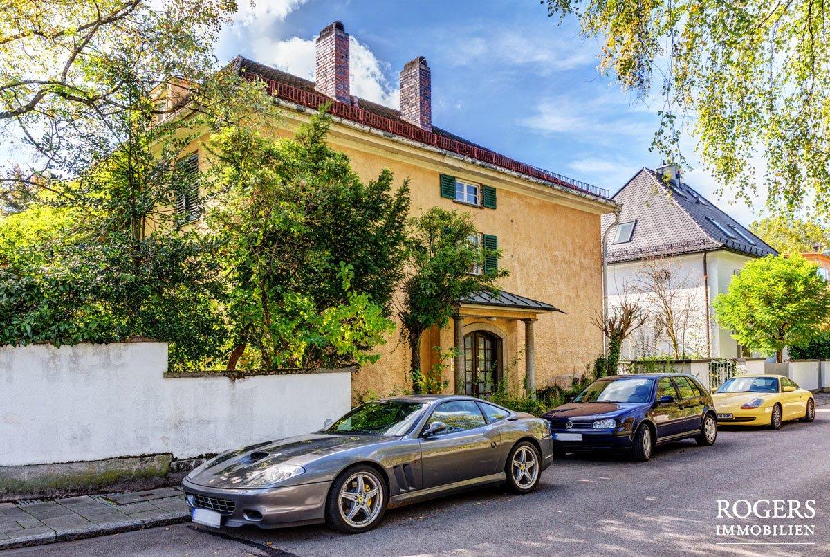 Schöne Villa zu verkaufen