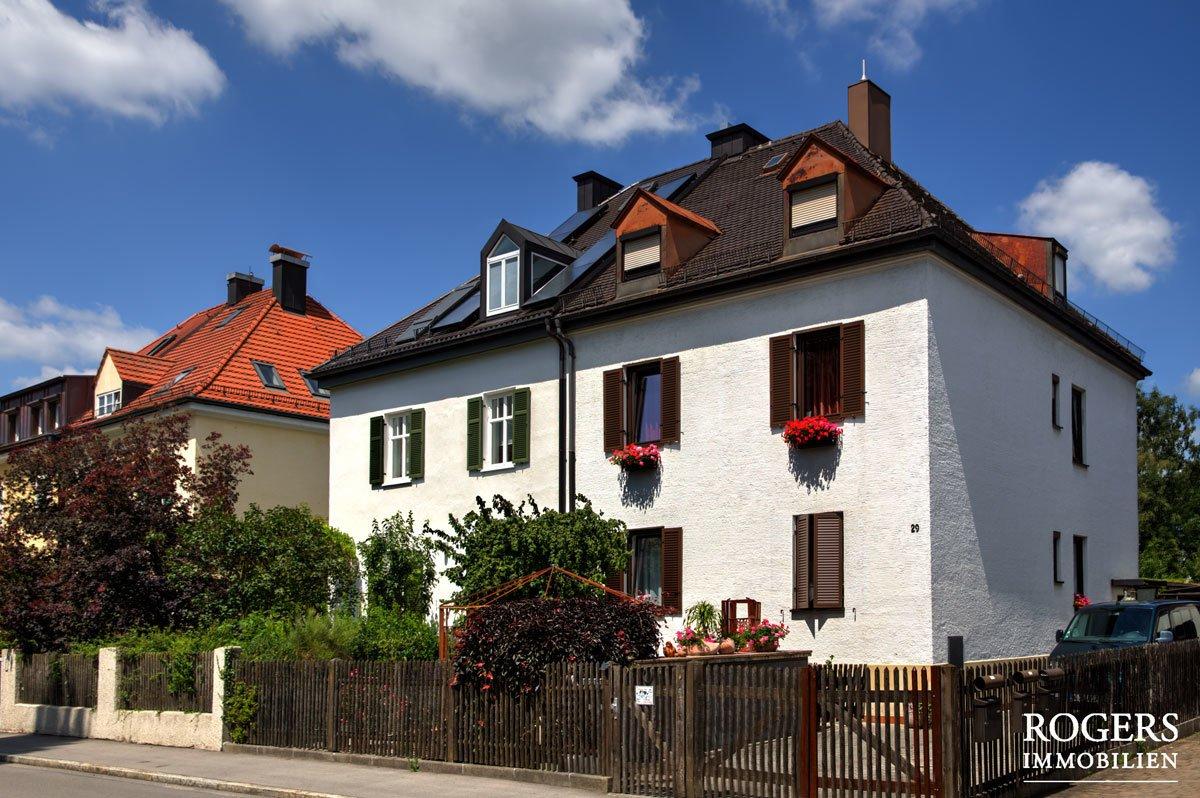 Immobilienmakler München: Rogers Immobilien für Immobilien Verkauf und Vermietung