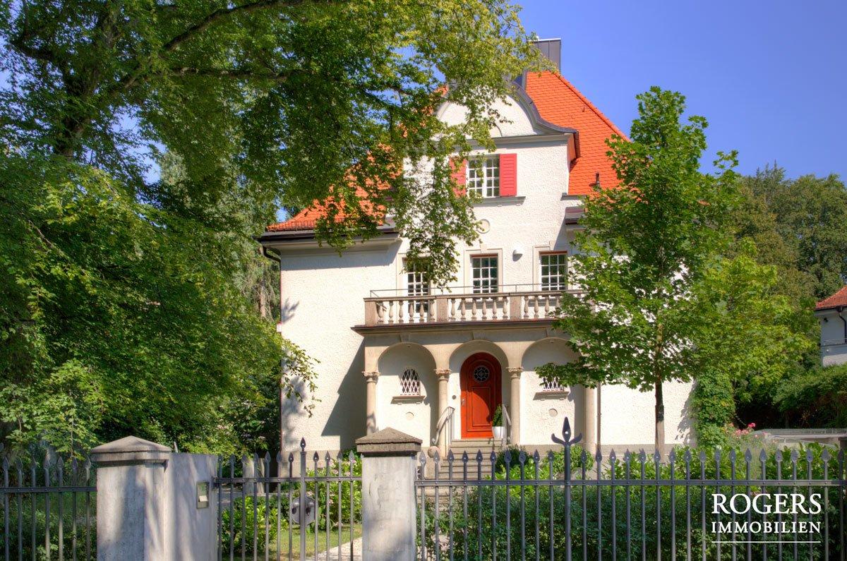 Großes Haus zu verkaufen