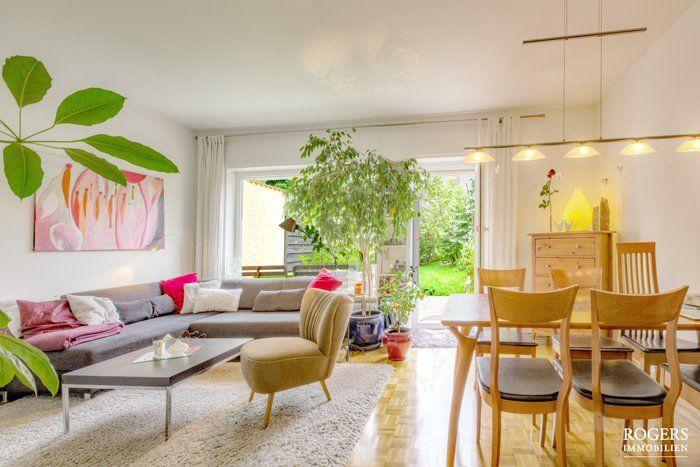 Immobilienfotografie Wohnzimmer