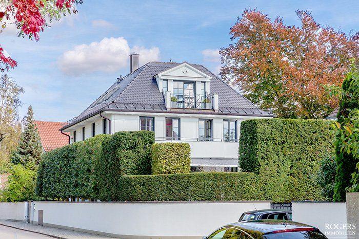 Professionelle Immobilienfotografie Villa