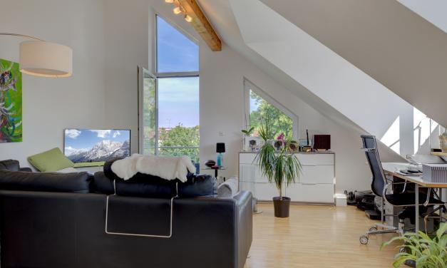 Hochwertige DG-Wohnung mit perfekter Ausstattung