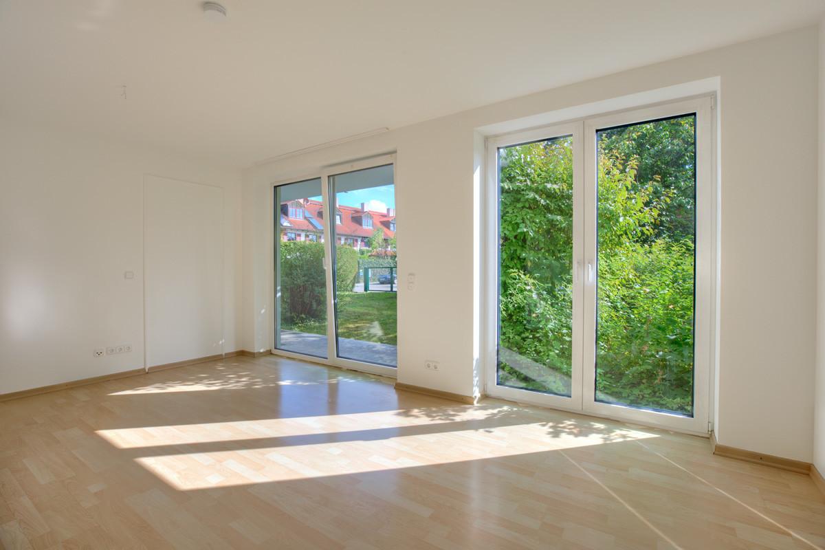 Sehr hübsche Wohnung mit sonniger Terrasse und toller Infrastruktur