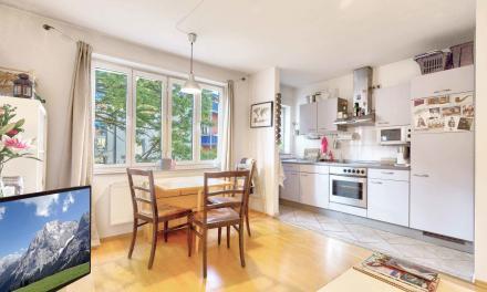 Zwischen Viktualienmarkt und Gärtnerplatz: Charmante Wohnung mit gutem Schnitt