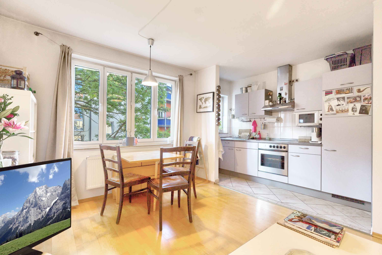 Zwischen Viktualienmarkt und Gärtnerplatz Wohnung zu verkaufen