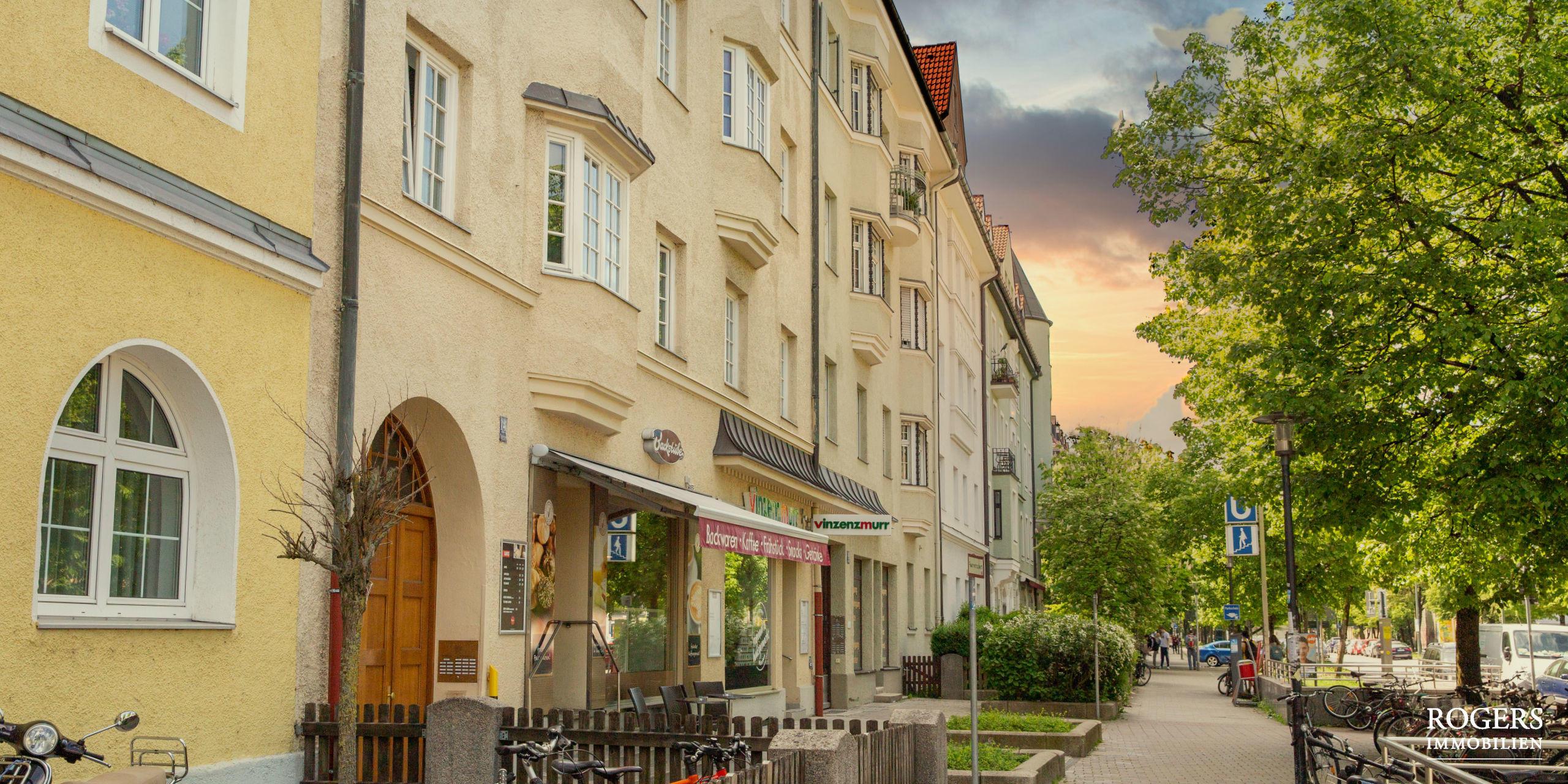 Bauvorhaben: Modernes Wohnen auf sieben Etagen in Sendling geplant