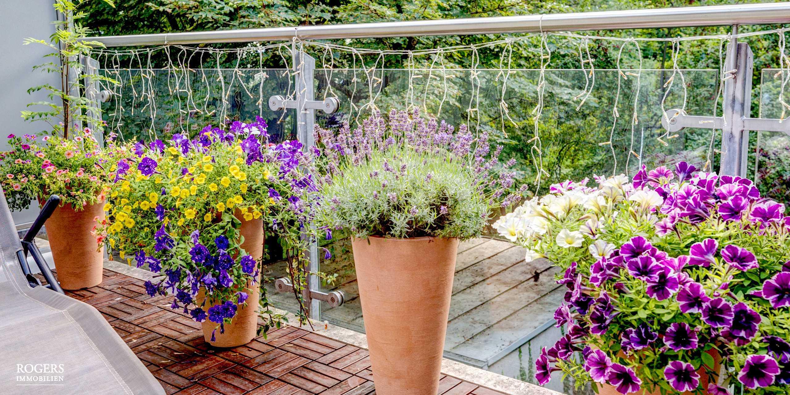 Raum für den Rückzug: So wird aus einem Balkon eine herrliche Oase
