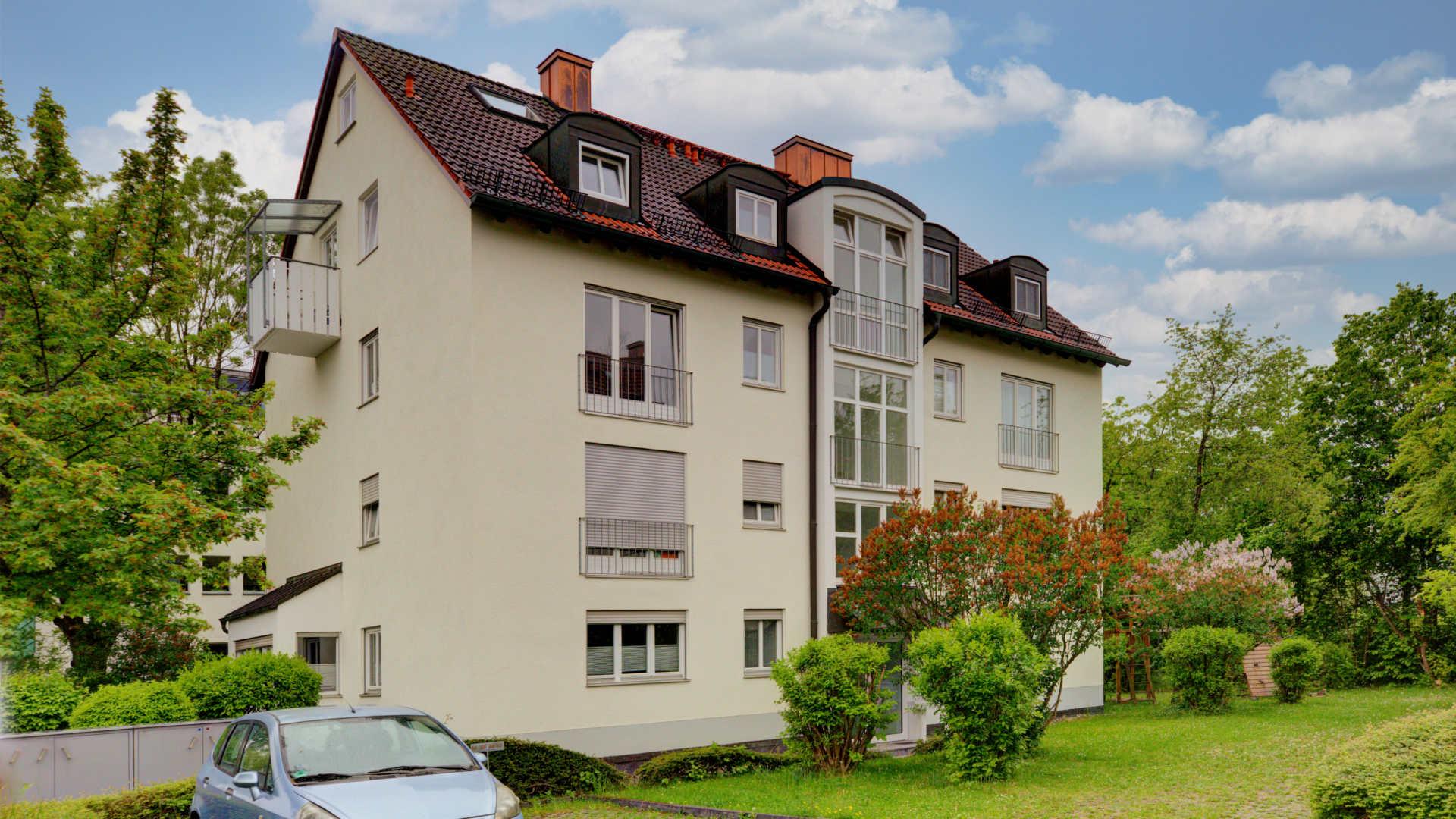 RESERVIERT: Gut geschnittene 2 Zi-Wohnung mit Südbalkon zu verkaufen