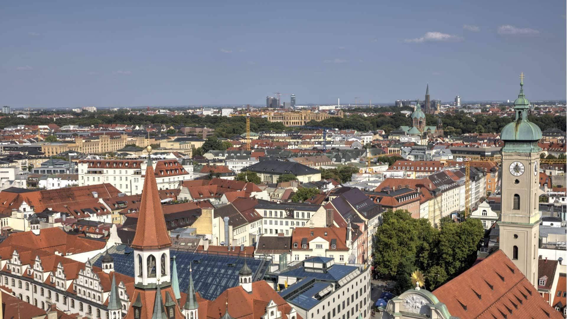 Bauprojekt München Giesing