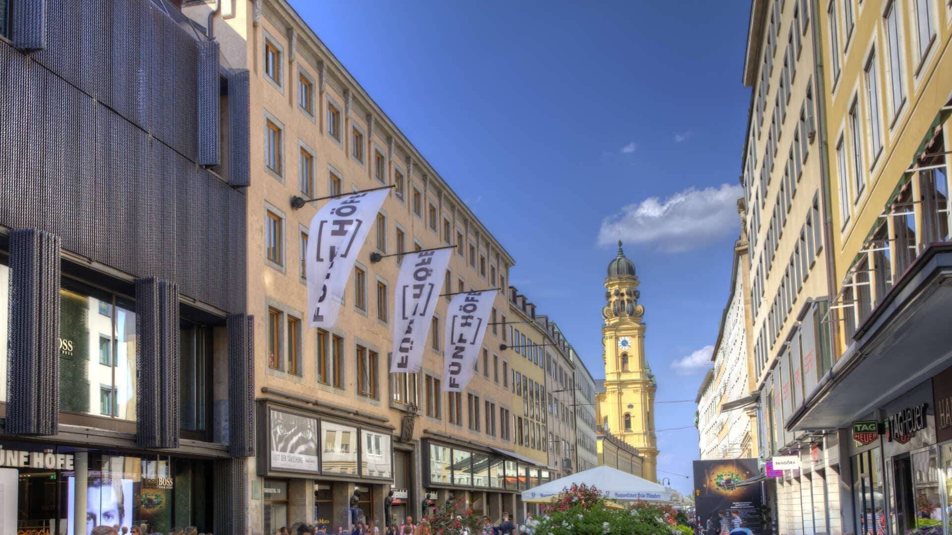 Immobilienmakler München Neubau Immobilien Rogers