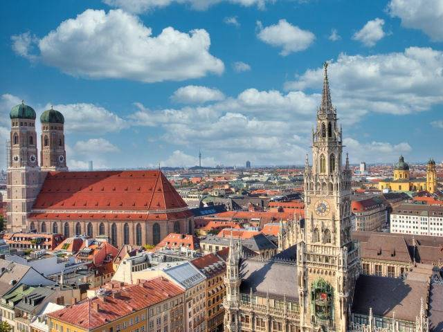 Immobilienpreise München