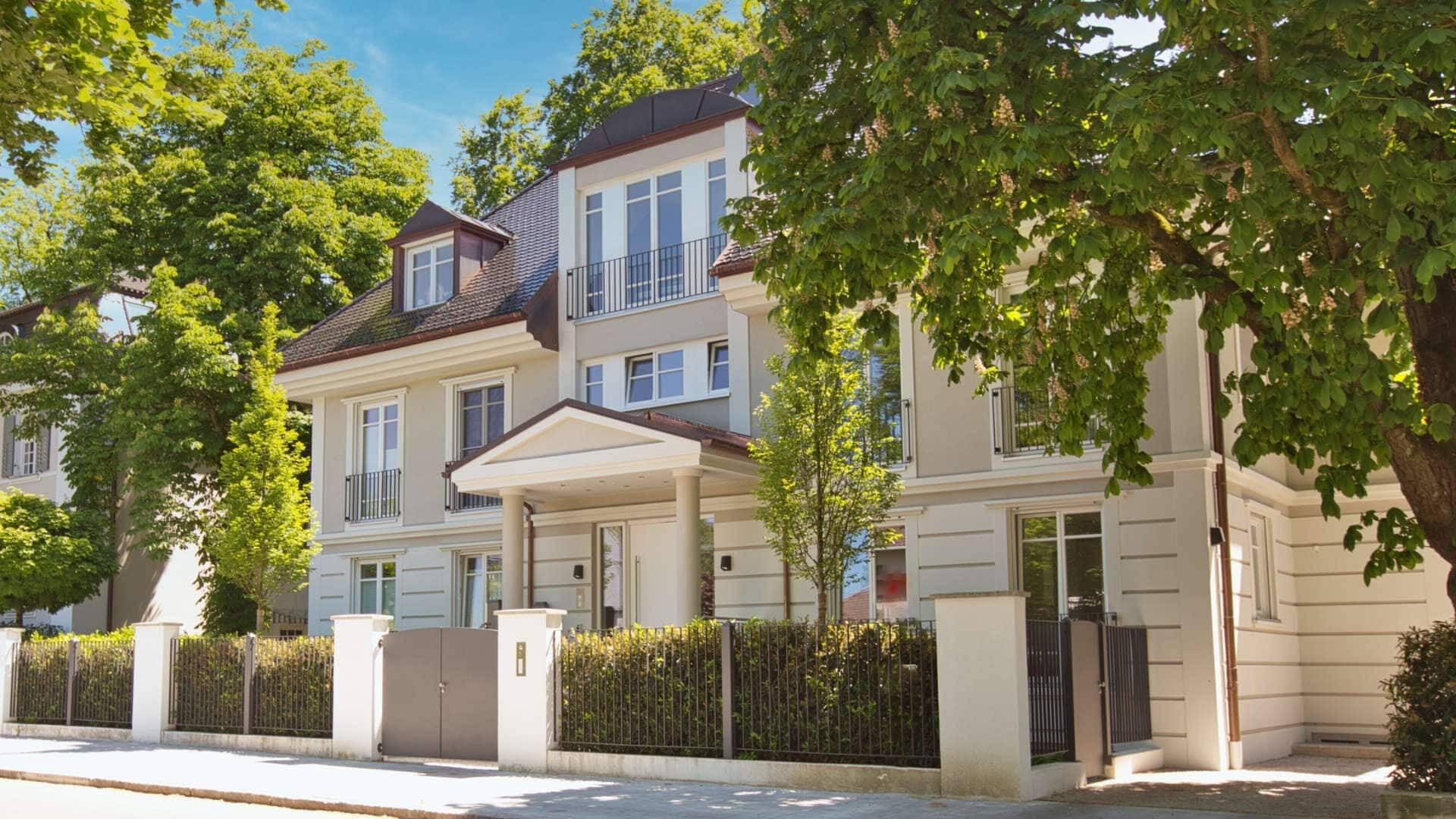 Immobilienpreise Nymphenburg