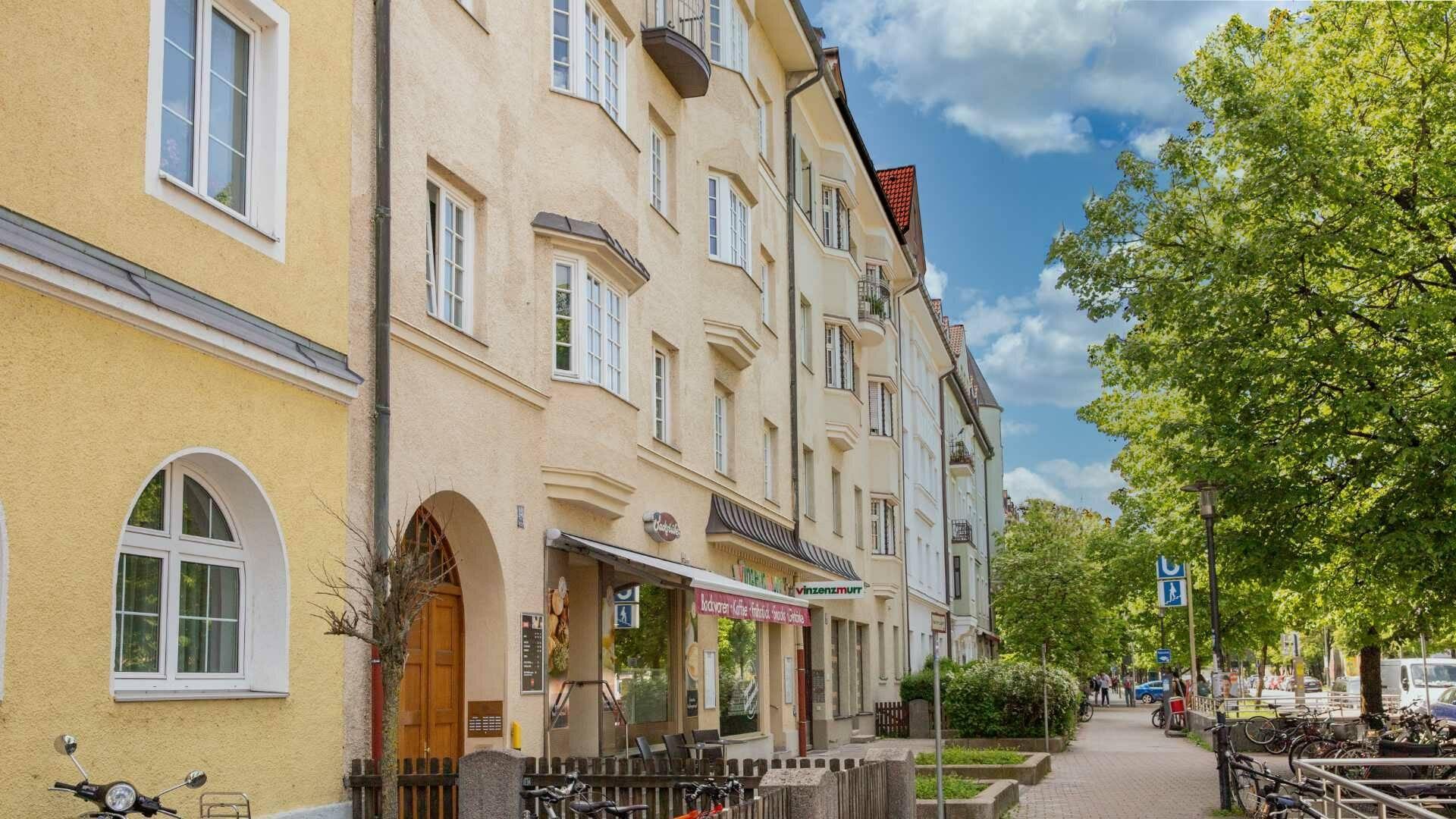 München Sendling Wohnungen