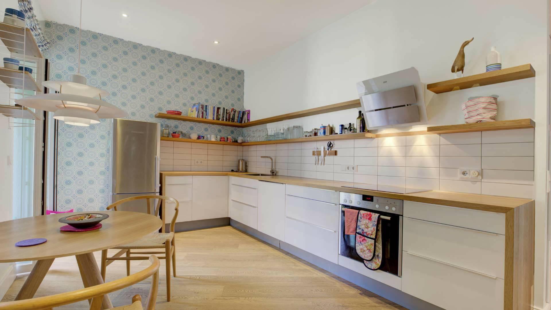 Au Altbauwohnung Küche