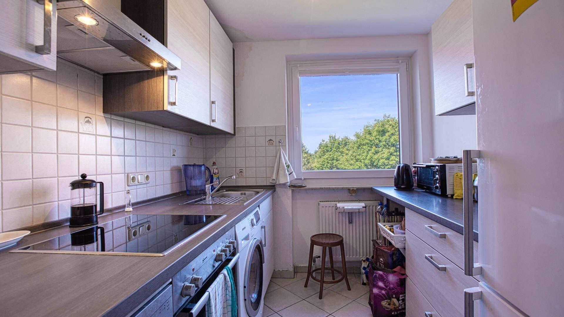 Forstenried Wohnung Küche