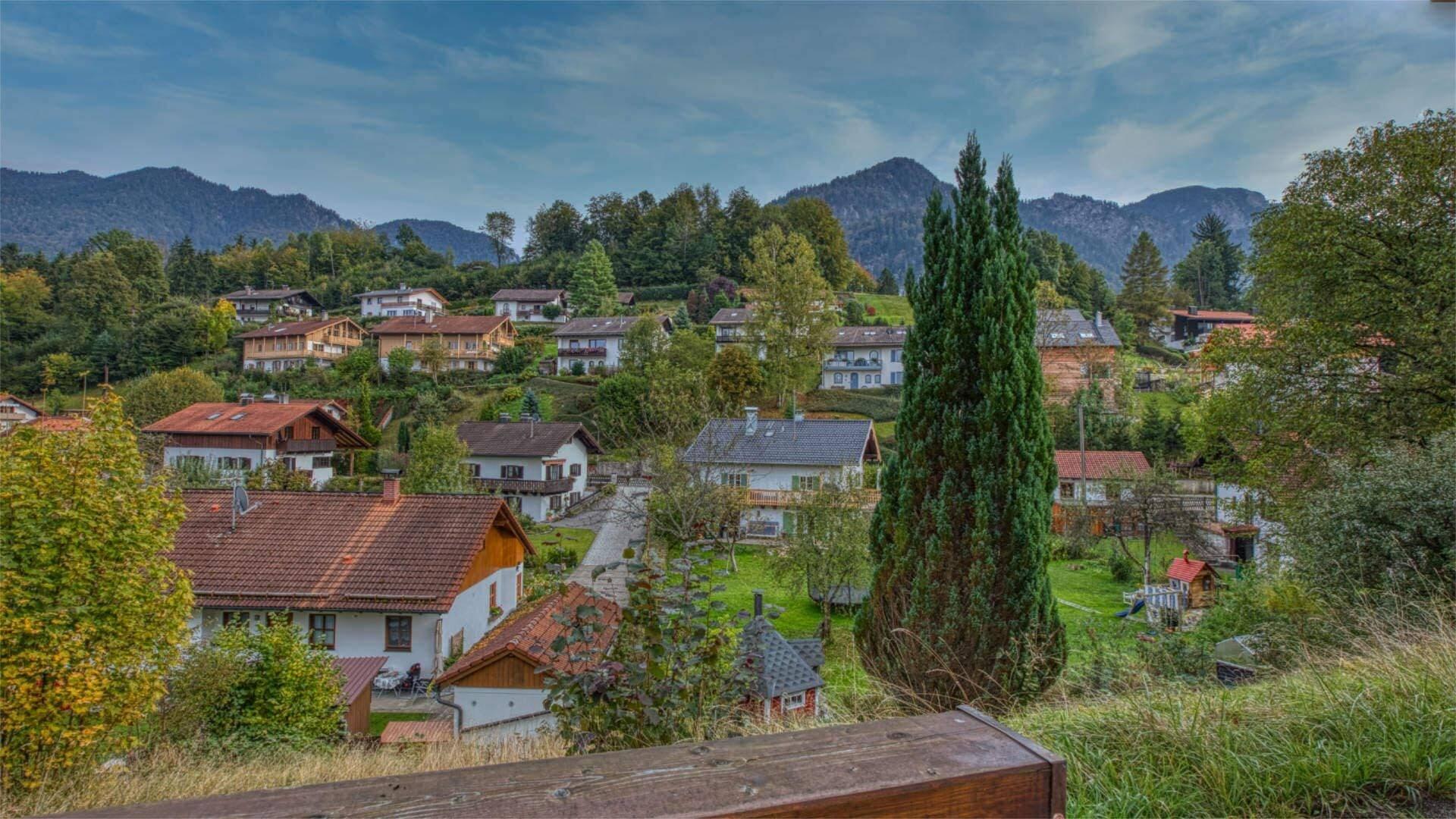 Kochel am See Haus Bergblick
