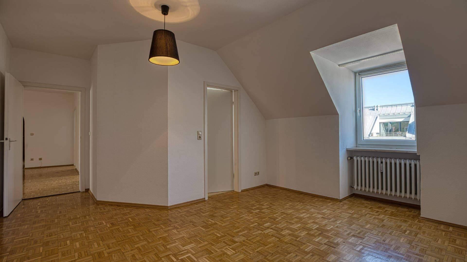Maxvorstadt Wohnung Schlafzimmer