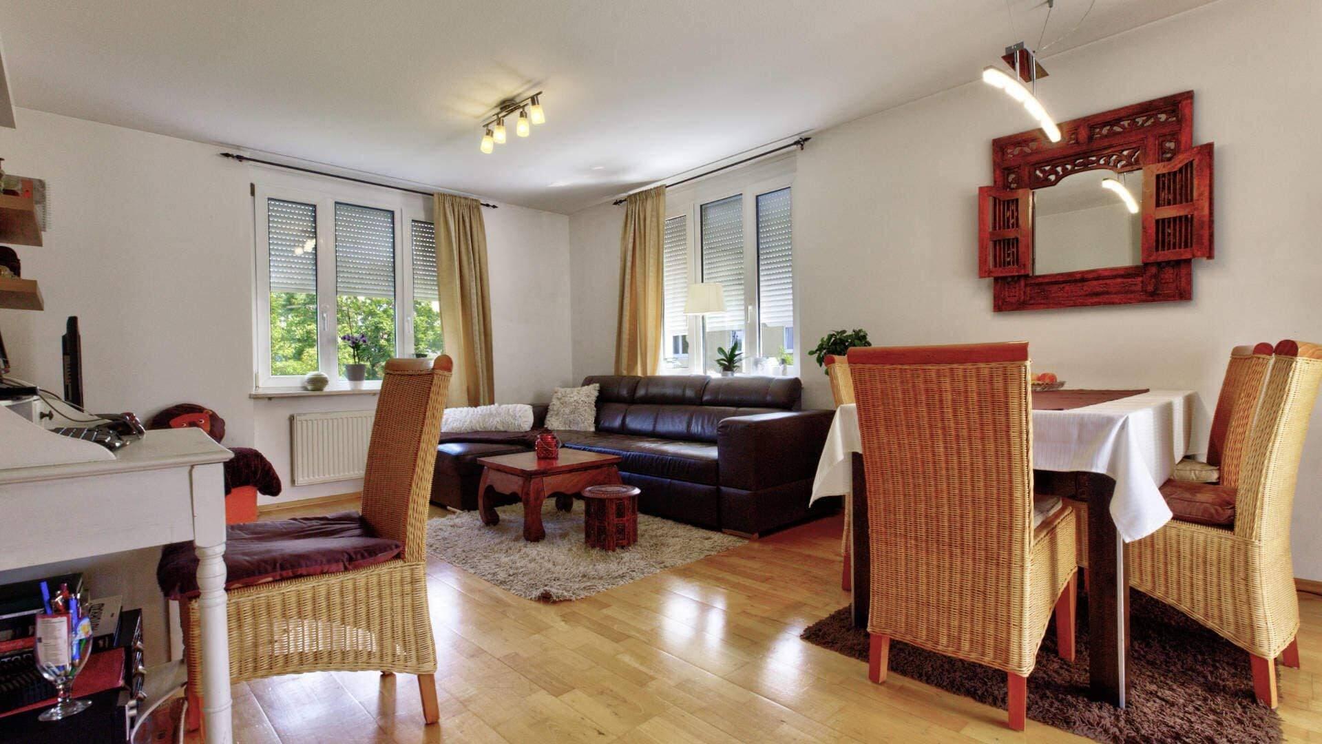 Moosach Wohnung
