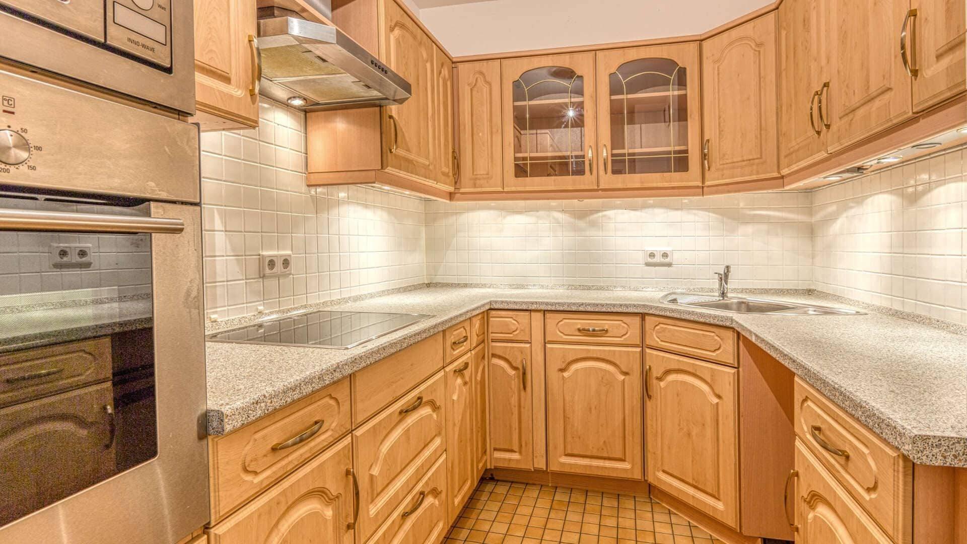 Moosach Wohnung Küche