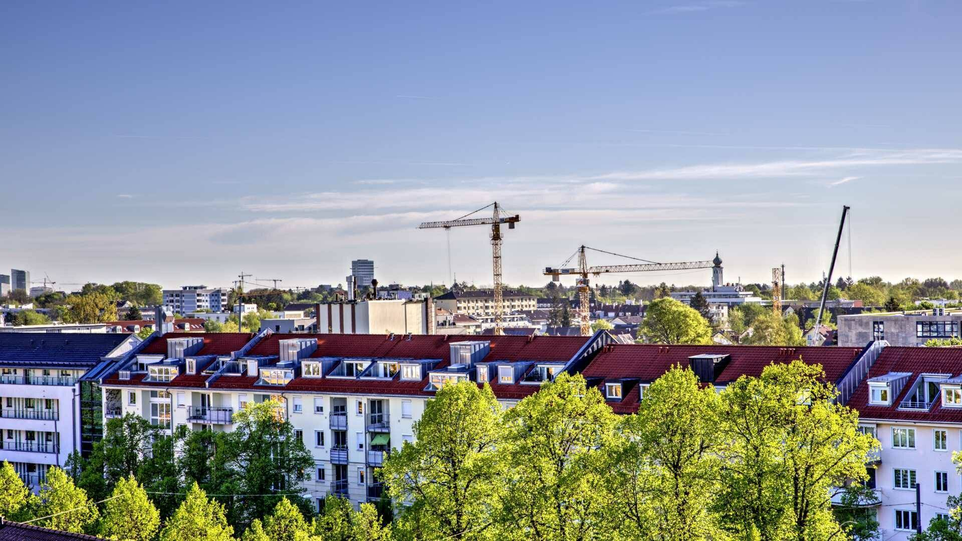 München Lochhausen Neubauprojekt