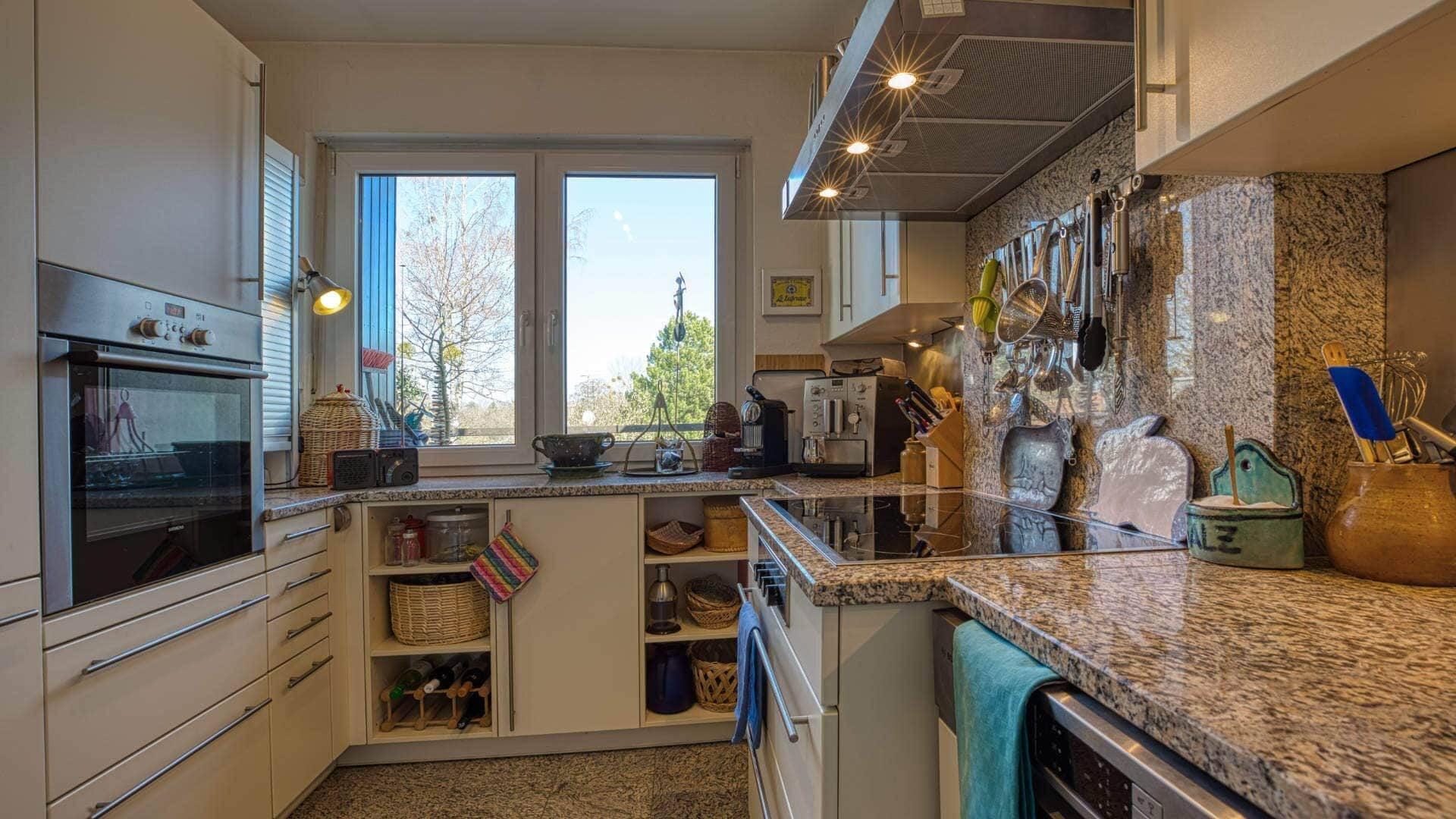 Obermenzing Wohnung Küche