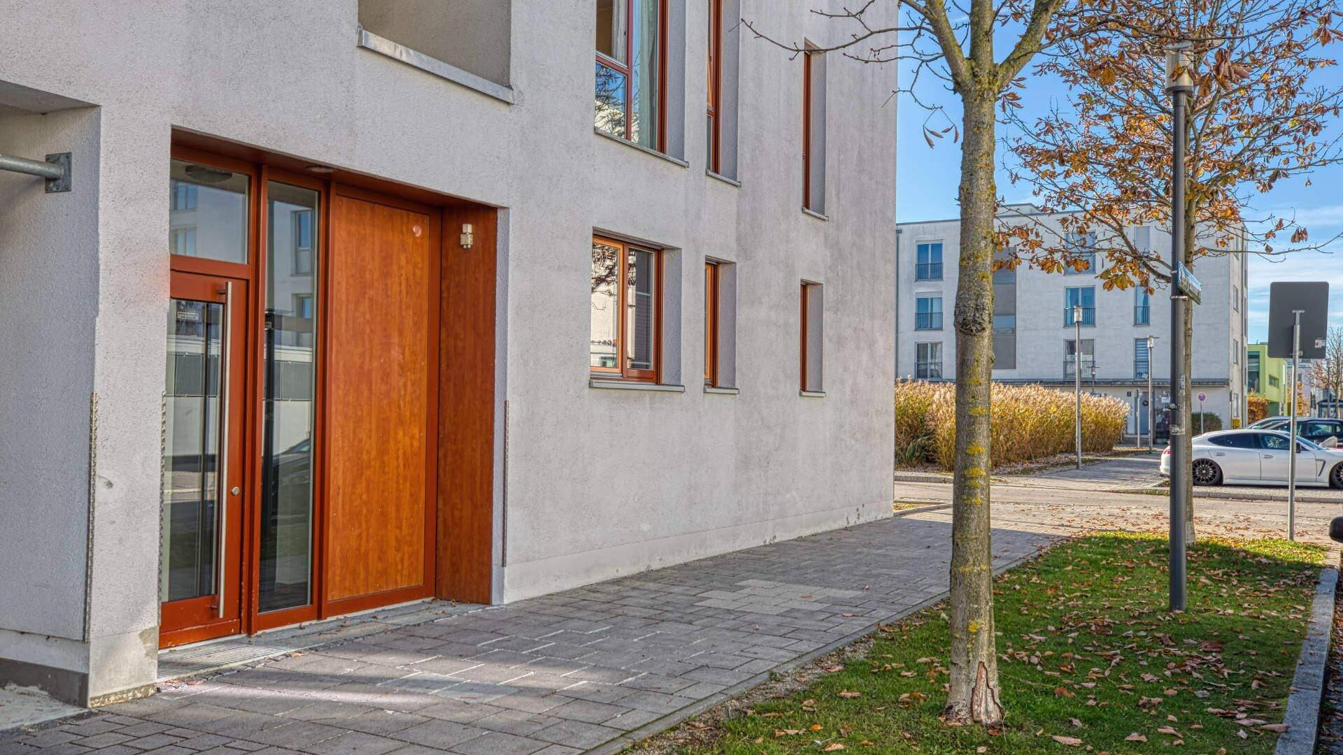 Riem Wohnung Eingang