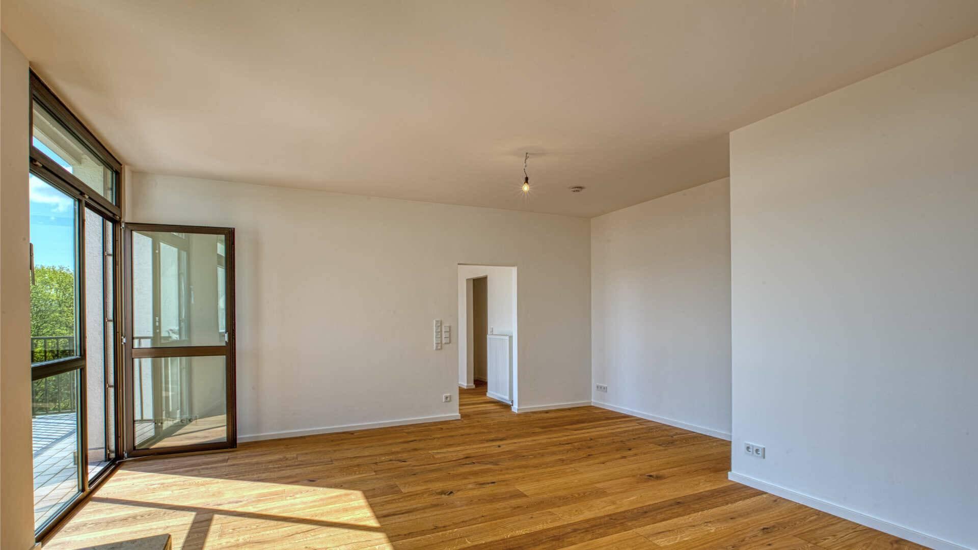 Sendling Wohnung Wohnzimmer