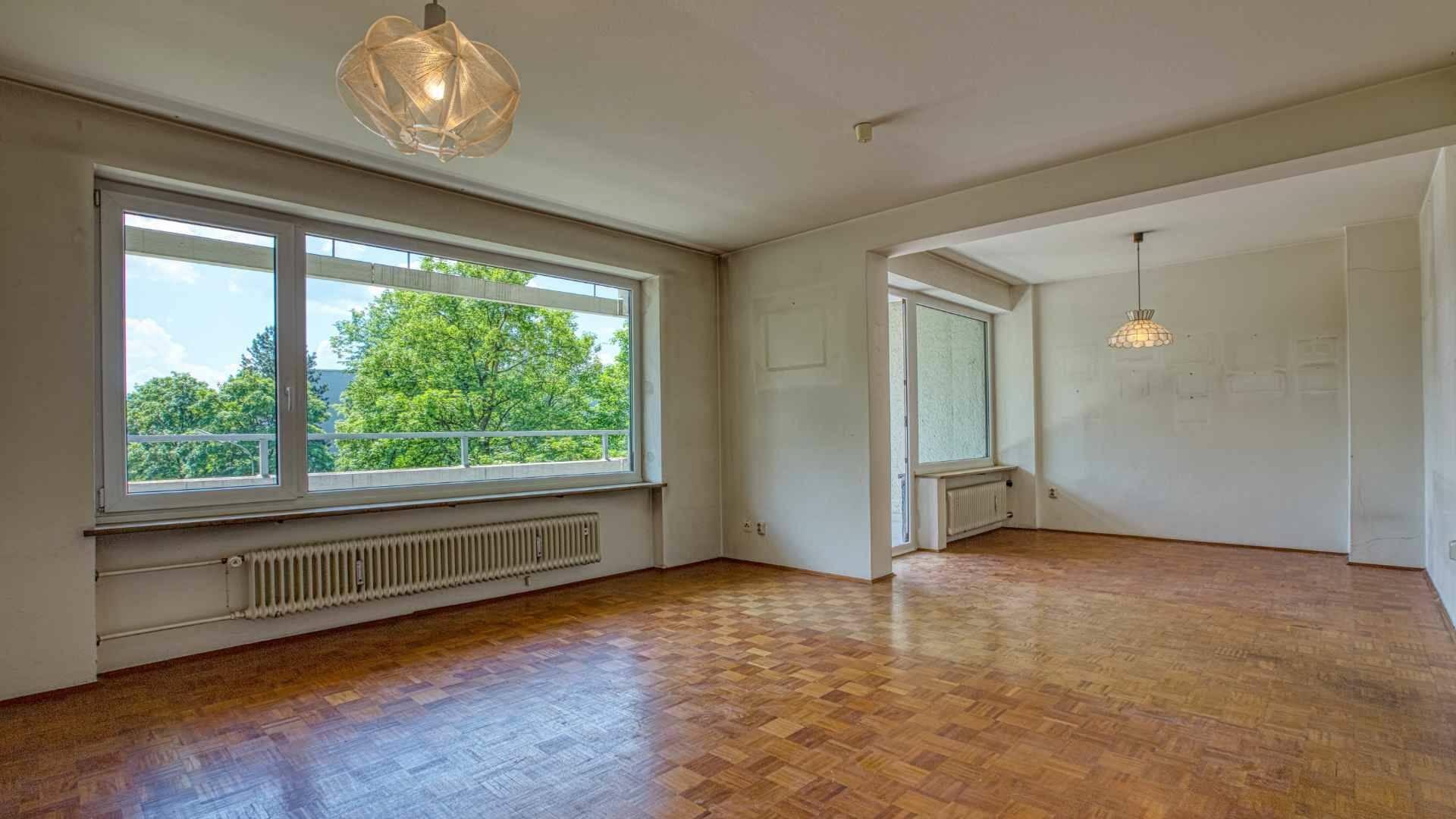 Unterhaching Wohnung Wohnzimmer