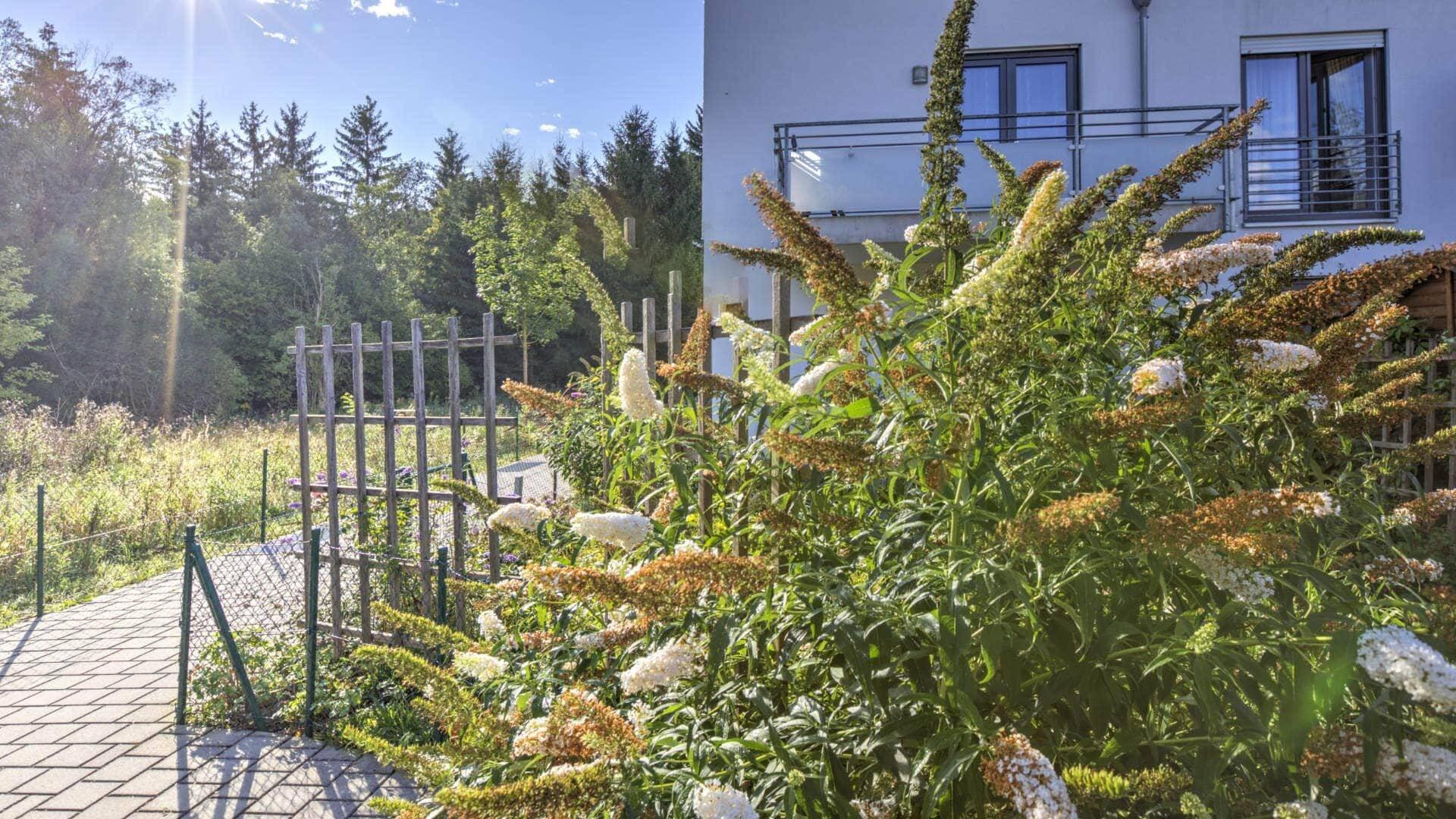 Wolfratshausen Wohnung Hausansicht