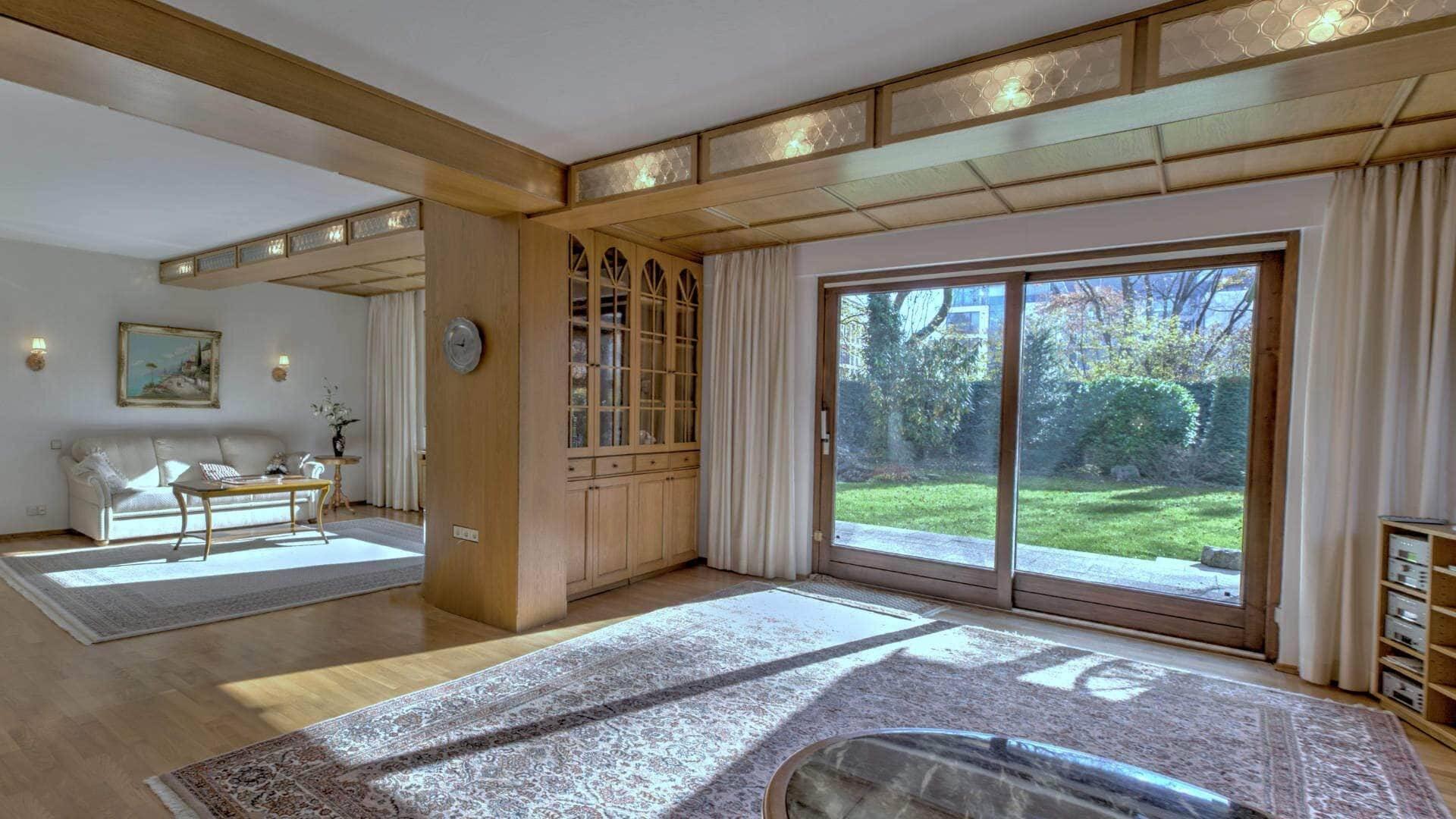 Makler Sendling Wohnzimmer
