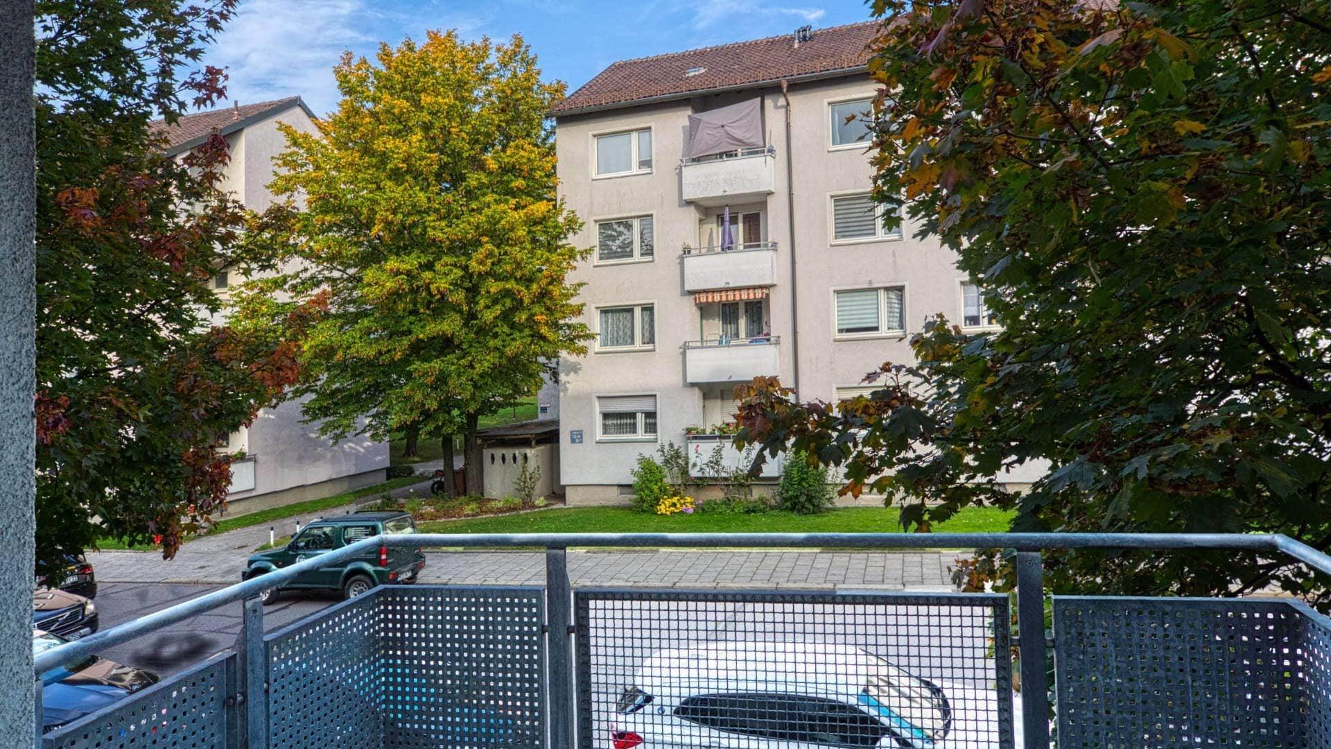 Moosach Wohnung kaufen Balkon